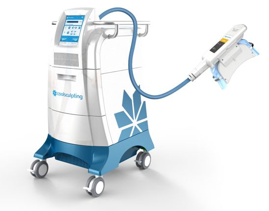 Криолиполиз CoolSculpting